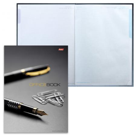 "Блокнот Hatber ""Office Book"" A4 120 листов"