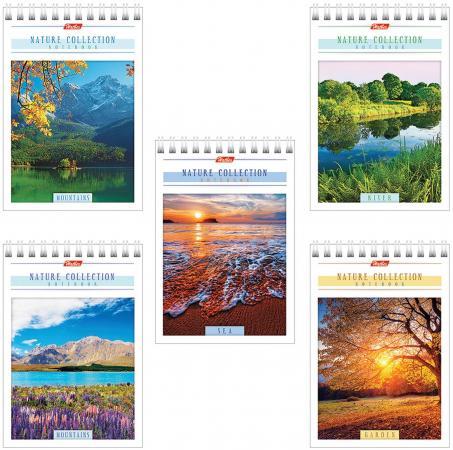 Блокнот Hatber Nature Collection A6 80 листов