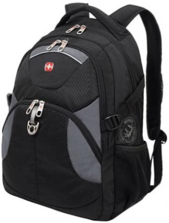 Фото - Рюкзак WENGER, универсальный, черный, 26 л, 34х17х47 см, 3259204410 рюкзак светоотражающие материалы wenger универсальный 26 л черный