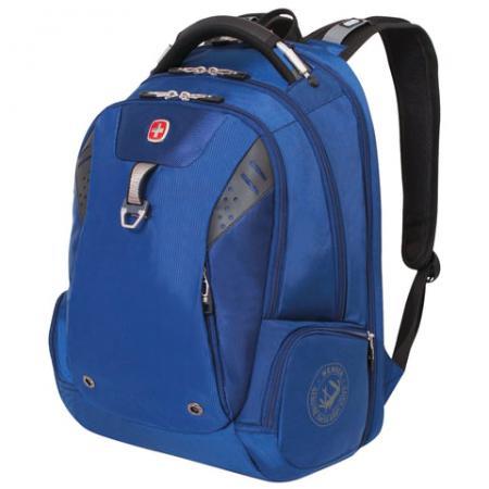 Рюкзак с отделением для ноутбука WENGER Рюкзак универсальный 31 л синий цена и фото