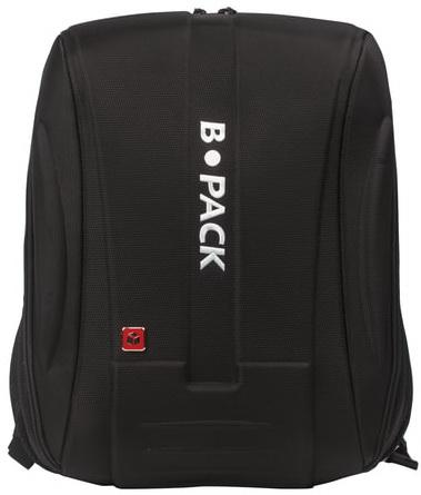 цена на Рюкзак с отделением для ноутбука B-PACK S-05 25 л черный