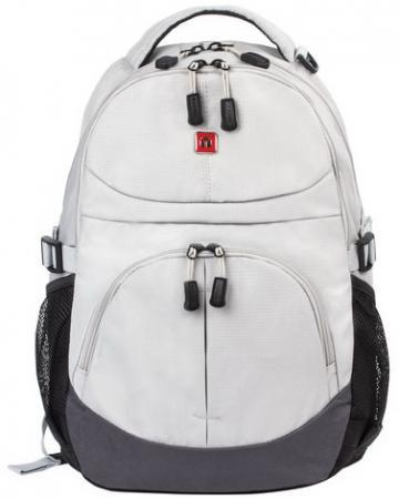 Рюкзак с уплотненной спинкой B-PACK S-07 20 л белый