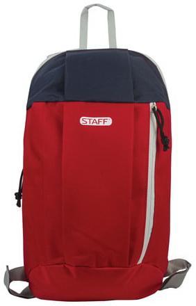 Рюкзак ручка для переноски STAFF Air 10 л синий красный staff рюкзак air голубой