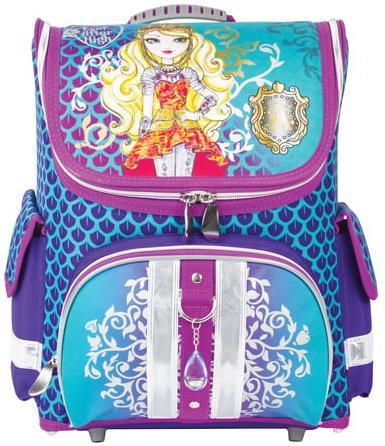 Ранец жесткокаркасный ERICH KRAUSE для начальной школы, девочка, EverAfterHigh, 20 литров, 36х27х20 см, 42277 цена