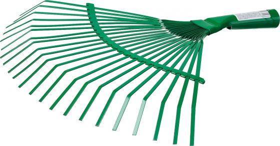 Грабли веерные без черенка, РОСТОК 39621, пластинчатые, 385x450 мм грабли веерные проволочные без черенка росток