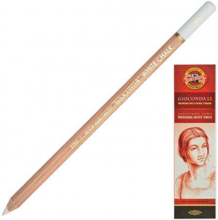 Карандаш меловой Koh-i-Noor Gioconda 1 цвет карандаш цветной koh i noor gioconda 8593539097181