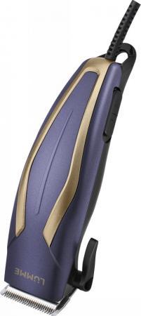 Машинка для стрижки волос Lumme LU-2514 синий топаз синий топаз цена и фото