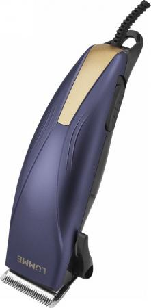 Машинка для стрижки волос Lumme LU-2516 синий топаз синий топаз цена и фото