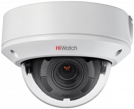 Купить Камера IP Hikvision HiWatch DS-I258 CMOS 1/2.8 1920 x 1080 H.265+ Н.265 H.264+ H.264 MJPEG RJ45 10M/100M Ethernet PoE белый черный