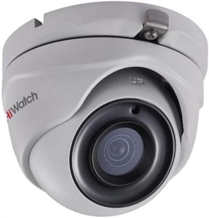 Фото - Видеокамера Hikvision DS-T503P CMOS 1/2.7 6 мм 2592 x1944 HD-TVI белый видеокамера