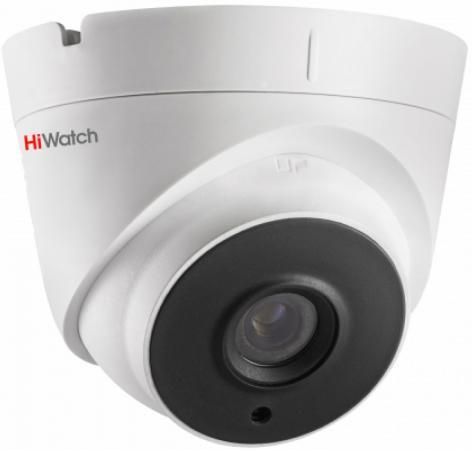 Камера видеонаблюдения Hikvision HiWatch DS-T203P 2.8-2.8мм цветная корп.:белый