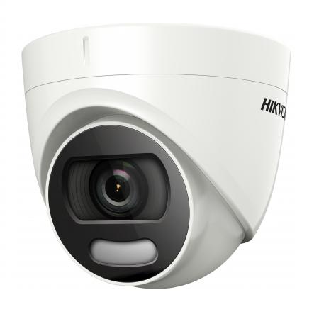 Камера видеонаблюдения Hikvision DS-2CE72DFT-F 3.6-3.6мм HD TVI цветная камера видеонаблюдения hikvision hiwatch ds t220s 3 6мм hd tvi цветная