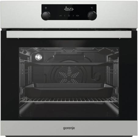 Духовой шкаф Электрический Gorenje BO735E20X-2 серебристый