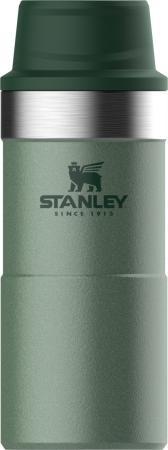 Термокружка Stanley The Trigger-Action Travel Mug (10-06440-014) 0.35л. зеленый stanley the trigger action travel mug черный