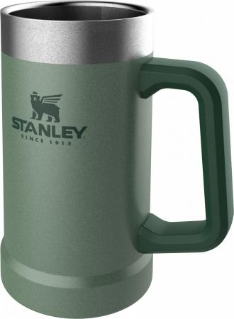 Термокружка Stanley Adventure Vacuum Stein (10-02874-033) 0,70л зелёный