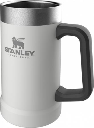 Термокружка Stanley Adventure Vacuum Stein (10-02874-035) 0,70л белый