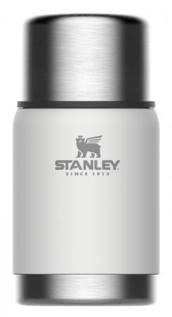 Термос Stanley Adventure Vacuum Food Jar (10-01571-022) 0.7л. белый