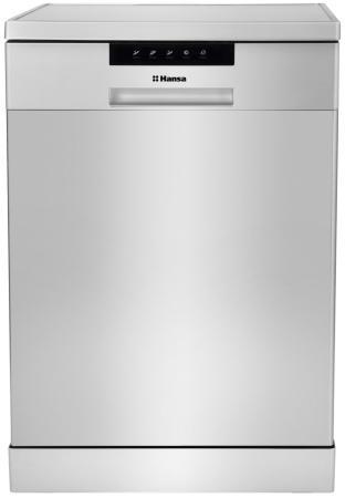 лучшая цена Посудомоечная машина Hansa ZWM626ESH серебристый (полноразмерная)