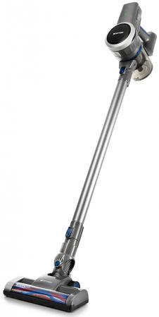Вертикальный пылесос KITFORT КТ-541-3 сухая уборка серый пылесос kitfort кт 527 сухая уборка серый красный