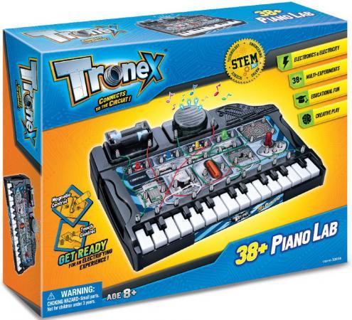 Набор Tronex: 38 музыкальных экспериментов с пианино. Электронный конструктор (32038: Amazing Toys) цены онлайн