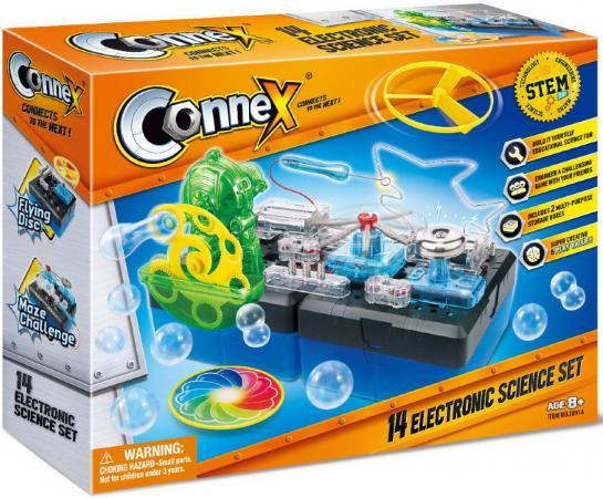 Набор научный Connex: 14 научных экспериментов. Электронный конструктор (38914: Amazing Toys) цены онлайн