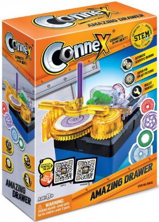 Набор научный Connex: игрушка-рисовальщик. Электронный конструктор (38842: Amazing Toys) цены онлайн