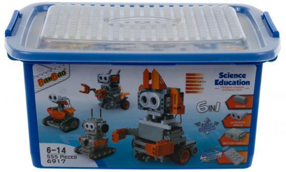 цены на Конструктор электронный BanBao Ультразвуковые роботы  в интернет-магазинах