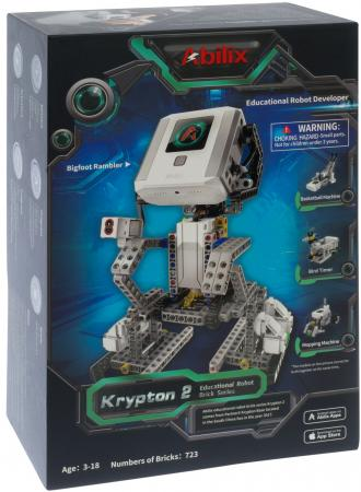 цена на Конструктор Shanghai PartnerX Robotics Krypton2 723 элемента