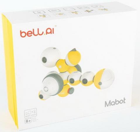 Конструктор Shenzhen Mabot B: Shenzhen Bell Creative