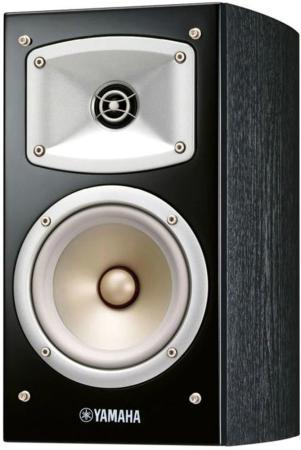 Фото - Тыловая колонка Yamaha NS-B330 2.0 120Вт черный (в комплекте: 2 колонки) колонки yamaha ns p125 black