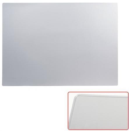 """Коврик-подкладка настольный для письма, 655х475 мм, прозрачный матовый, """"ДПС"""", 2808"""