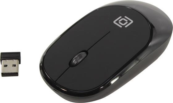 лучшая цена Мышь беспроводная Oklick 535MW чёрный USB