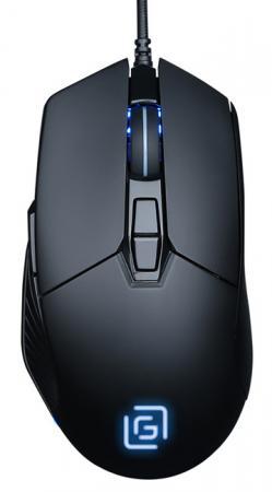 лучшая цена Мышь проводная Oklick 995G чёрный USB