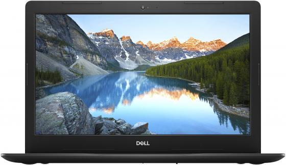 Ноутбук Dell Inspiron 3580 Core i5 8265U/4Gb/1Tb/DVD-RW/AMD Radeon 520 2Gb/15.6/FHD (1920x1080)/Windows 10/black/WiFi/BT/Cam ноутбук lenovo ideapad 110 17ikb core i5 7200u 8gb 1tb dvd rw amd radeon r5 m430 2gb 17 3 hd 1600x900 windows 10 black wifi bt cam