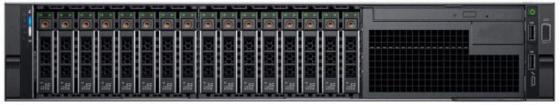Сервер DELL Dell PowerEdge R740 210-AKXJ-38 сервер dell poweredge r530 210 adlm 86 210 adlm 86