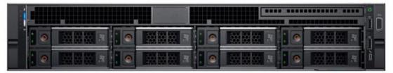 Сервер DELL PowerEdge R540 210-ALZH-21 сервер dell poweredge r530 210 adlm 86 210 adlm 86