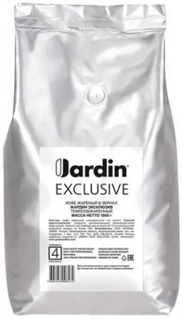 Кофе в зернах JARDIN (Жардин) Crema, натуральный, 1000 г, вакуумная упаковка, 0846-08 jardin crema кофе в зернах 1 кг промышленная упаковка