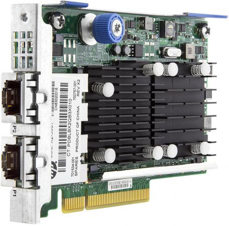Адаптер HPE 817749-B21 Ethernet 10/25Gb 2-port 640FLR-SFP28 цена и фото