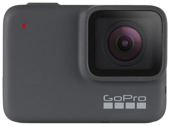 Экшн-камера GoPro HERO7 Silver Edition 1xCMOS 10Mpix серый экшн камера gopro hero6 black edition