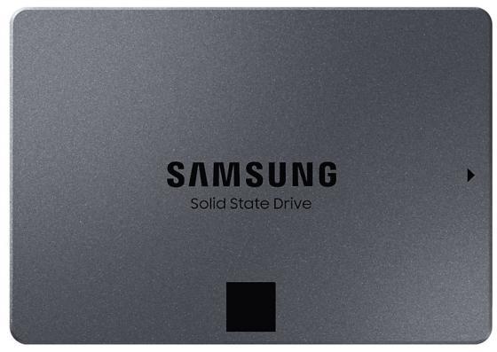 "Накопитель SSD Samsung SATA III 2Tb MZ-76Q2T0BW 860 QVO 2.5"" накопитель ssd samsung mz 75e2t0bw 2tb mz 75e2t0bw"