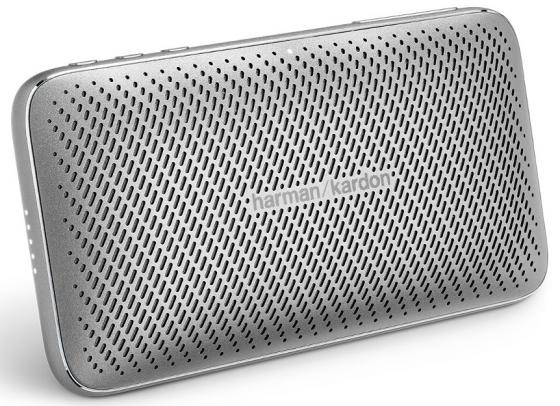 Колонка порт. Harman Kardon Esquire Mini 2 серебристый 8W 1.0 BT/USB 2200mAh (HKESQUIREMINI2SIL) цена и фото