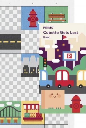Настольная игра Карта для путешествий PRIMO TOYS Карта для путешествий Город игрушки для путешествий