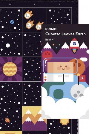 Настольная игра Карта для путешествий PRIMO TOYS Карта для путешествий Космос игрушки для путешествий