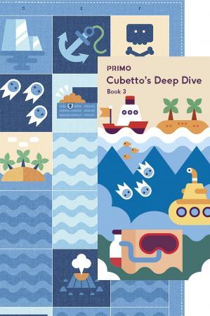 Настольная игра Карта для путешествий PRIMO TOYS Карта для путешествий Океан игрушки для путешествий