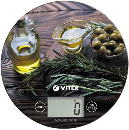 цены Весы кухонные Vitek VT-8029 BN рисунок