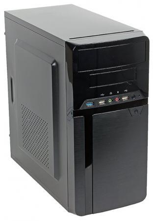Корпус microATX Sun Pro Electronics VISTA IV Без БП чёрный