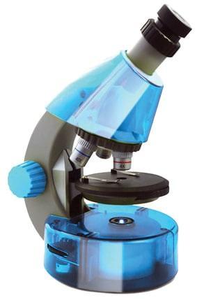 Микроскоп Levenhuk LabZZ M101 Azure levenhuk labzz b2