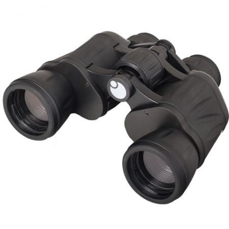 Фото - Бинокль LEVENHUK Atom 8x40, увеличение х8, объектив 50 мм, широкоугольный, черный, 67680 бинокль
