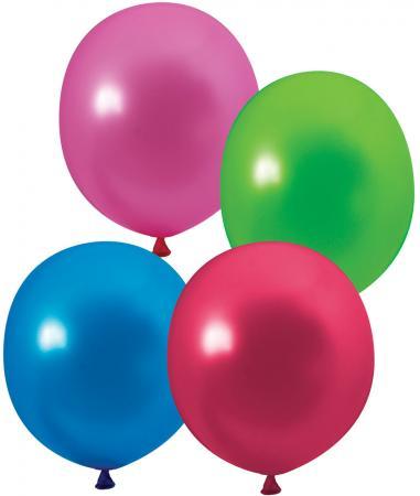 Набор шаров Веселая Затея 1101-0001 100 шт 25 см