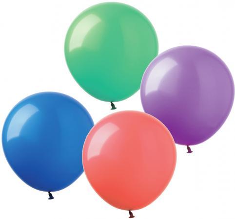 Купить Набор шаров Веселая Затея 1101-0006 100 шт 30 см, Атрибуты для праздника